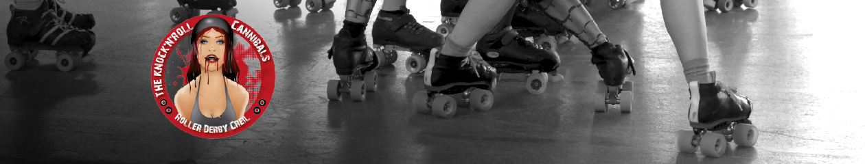 The Knock'n'roll Cannibals – Roller Derby Creil